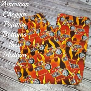 🎈4/$20🎈  American Chopper Pajama Pants Size Med